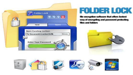 Folder Lock screenshot 2