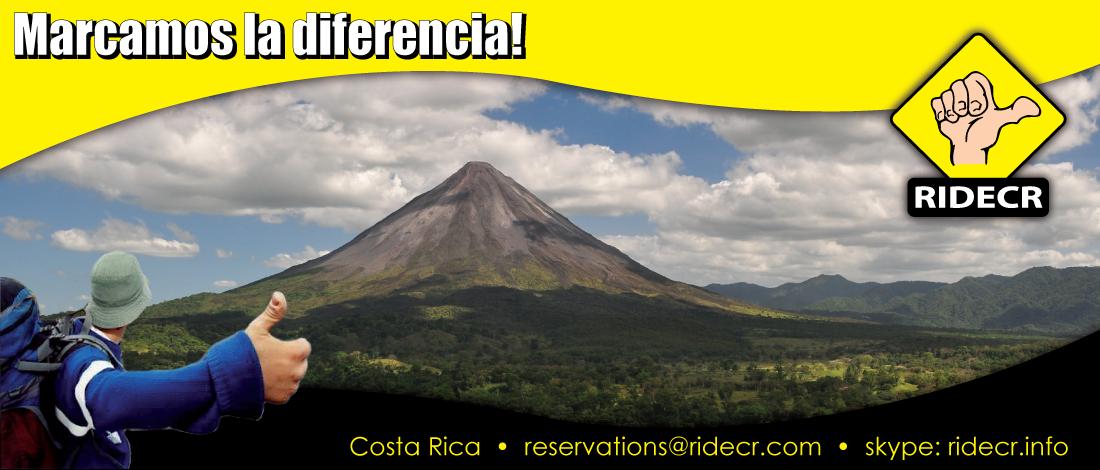RideCR  Private transportation, shuttle service, naturalist tours in Costa Rica