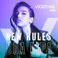 الأغنية : new rules  الفنان الأساسي : ليتل مكس  الفنان البديل : دوا ليبا