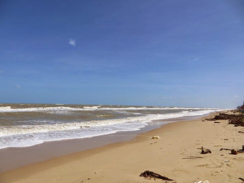 Пляж юга Таиланда