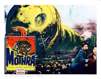 Mothra 1961 Image 7