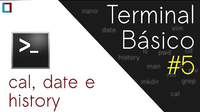 Confira a quinta videoaula do curso de comandos básicos no Terminal do GNU/Linux