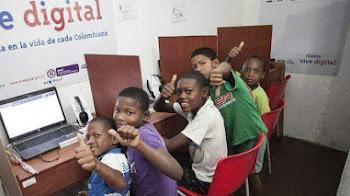 El gobierno departamental promueve la inclusión digital con inversión de mas de mil millones de pesos