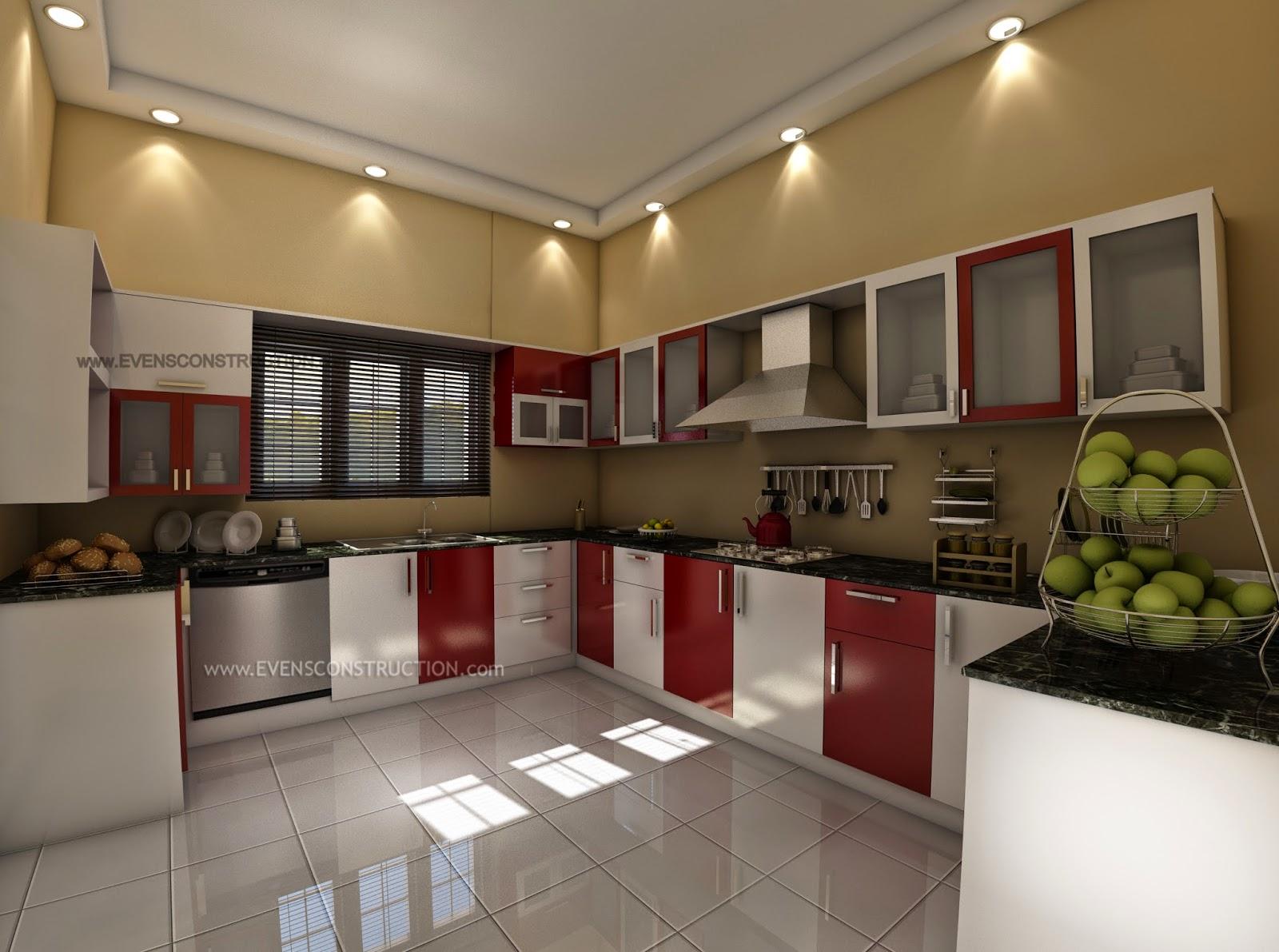 beautiful kerala kitchen  home