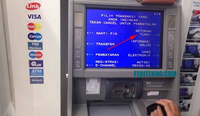 Cara Setor Tunai Bank BNI Tanpa Ke Teller 4