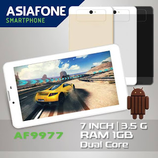 Firmware Asiafone AF9977 Tested Flash File
