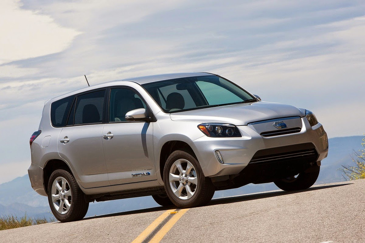 All Electric Suv Toyota Rav4 Ev Car Reviews New Pictures For 2019 2020