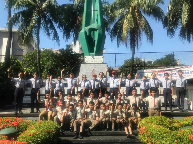 Boy Scouts honor the 24 Pinoy 'World Jamboree' representatives who died in 1963 plane crash