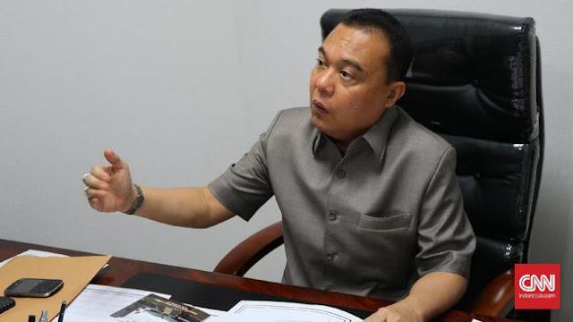 Waketum Gerindra Ajak Penolak Ganti Presiden Gabung Prabowo