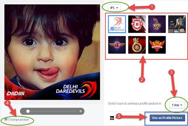 How to Support Your Favorite IPL Team On Facebook