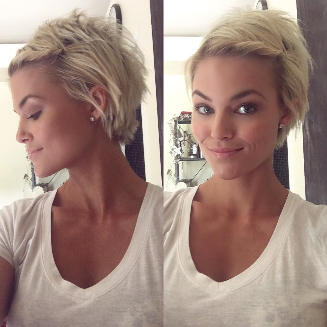 12 Ways To Style Your Short Hair Like A Model It Keeps