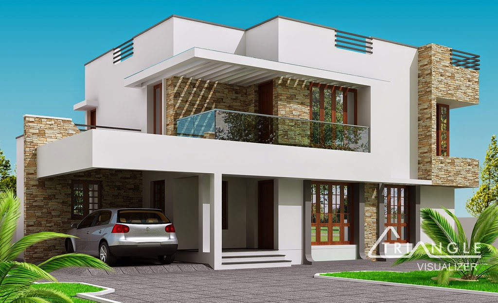 96+ Home Design Modern Contemporary - 158 Best Modern House Plans ...