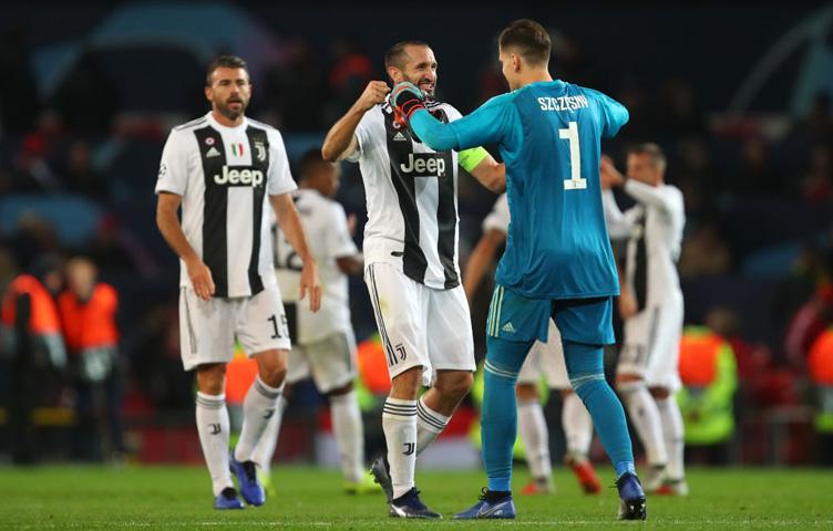 """Chiellini: """"Iskreno žalimo što je završilo tek rezultatom od 1:0"""""""