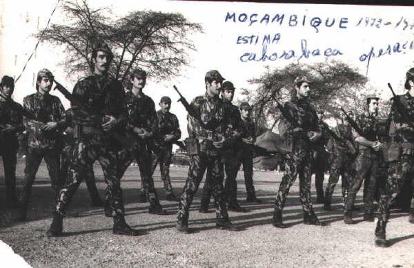 2ba72c9954264 Forças Especiais - Comandos Portugueses