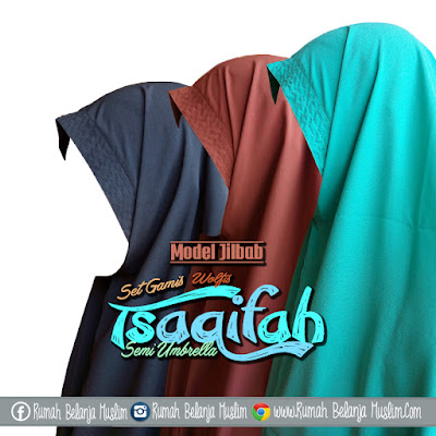 Model Jilbab Instan