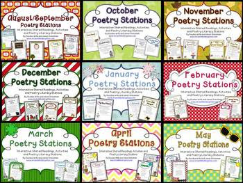https://www.teacherspayteachers.com/Product/Poetry-Station-and-Shared-Reading-COMPLETE-Monthly-Set-CC-aligned-683508