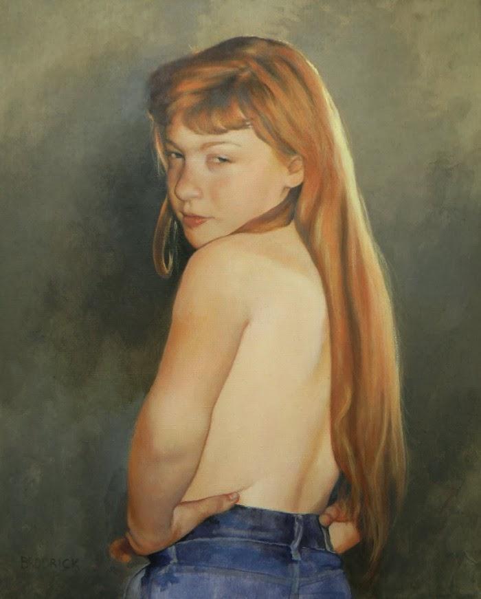 J.M. Brodrick - The Redhead