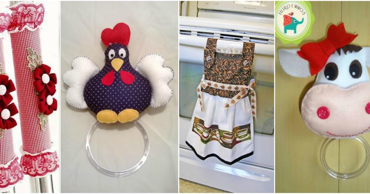 12 ideas para hacer adornos de tela y fieltro para decorar for Adornos para decorar