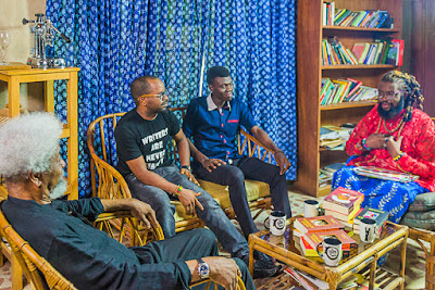 Kalakuta Books drops The Biafra Manifesto: The book that can stop a war
