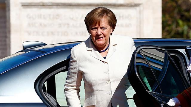 Merkel renunciaría a su cargo en caso de un trastorno sicológico