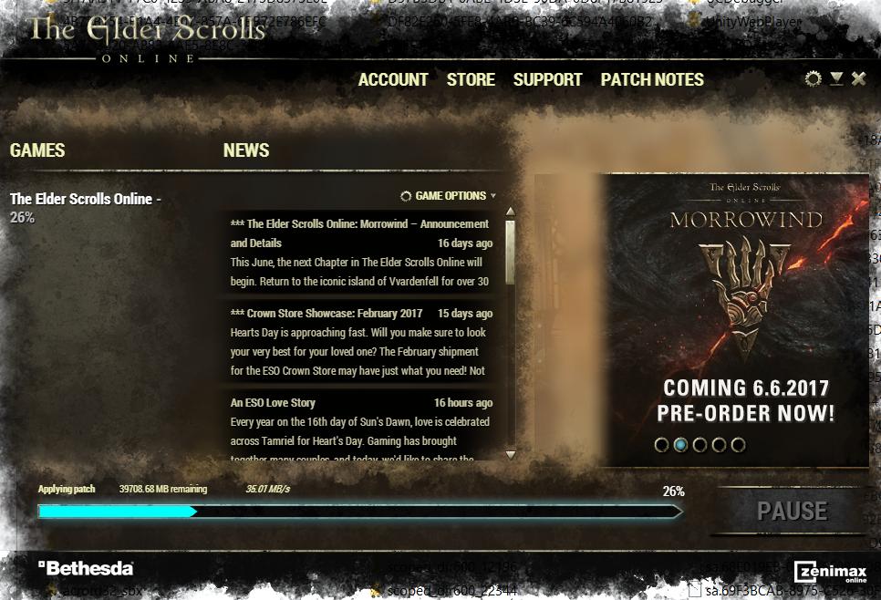 Steam Doesn't Launch The Elder Scrolls Online