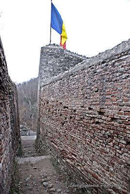 Cetatea Poenari Poenari Castle