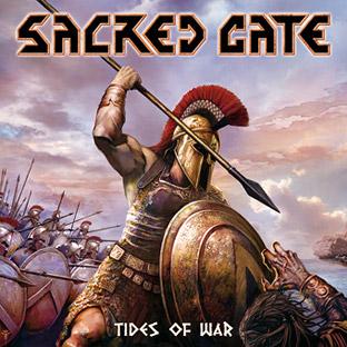 """Ακούστε τον δίσκο Sacred Gate """"Tides of War"""""""