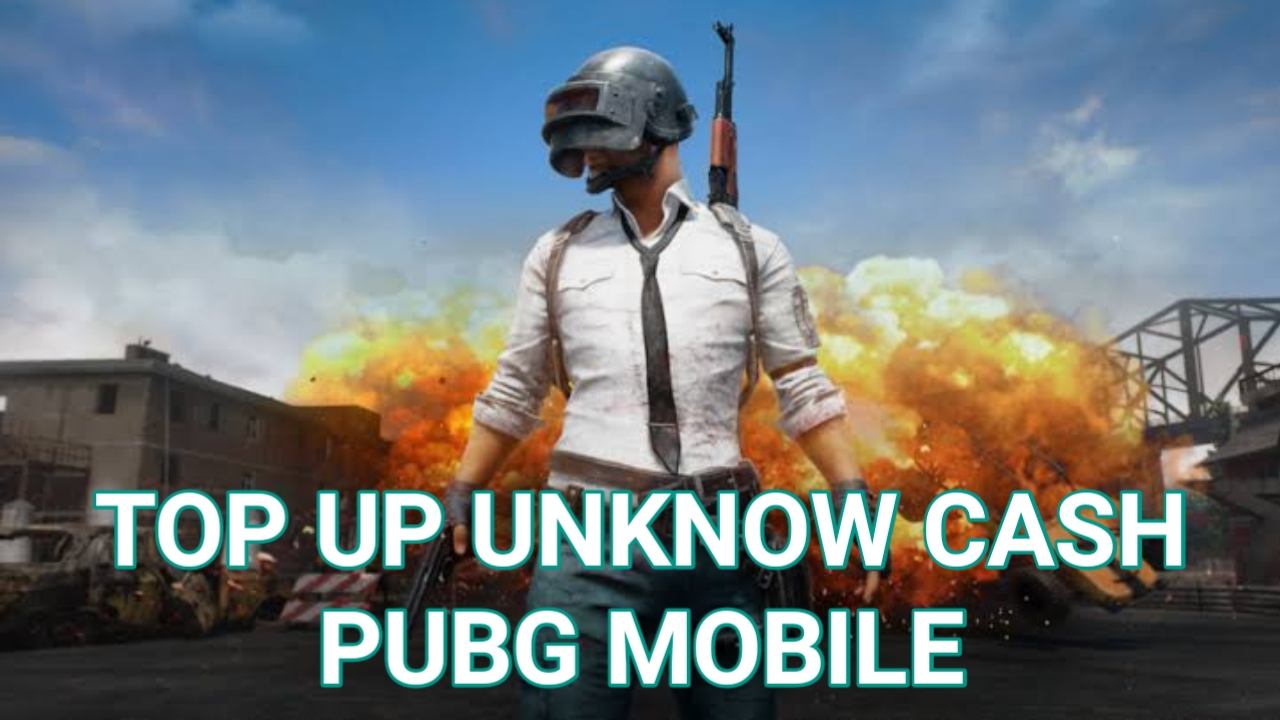 Cara Top Up UC PUBG Mobile