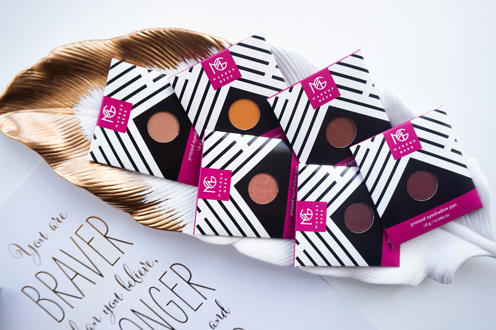 Introducing Makeup Geek Eyeshadows