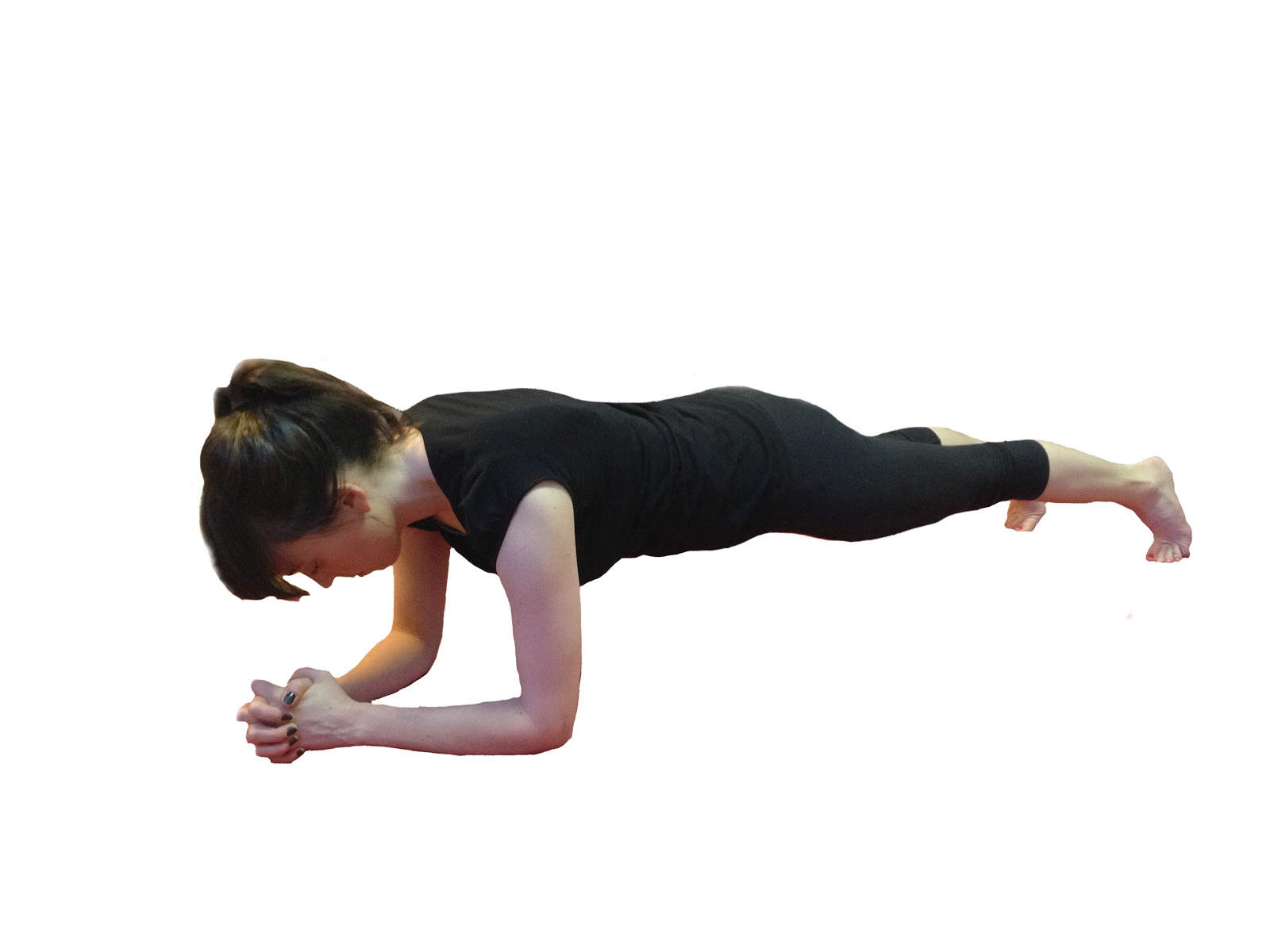 Plank further Plan...