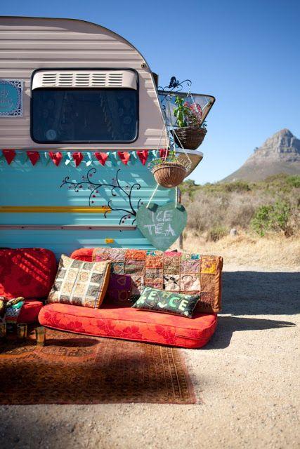 La Fabrique A Deco Combi Van Camping Car Et Caravane