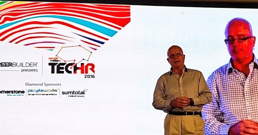 TechHR - Putting People at the heart of Digital Technology