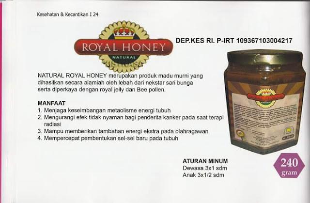 nasa-natural-royal-honey-madu-alami-herbal-sehat-stokis-distributor-agen-yogyakarta