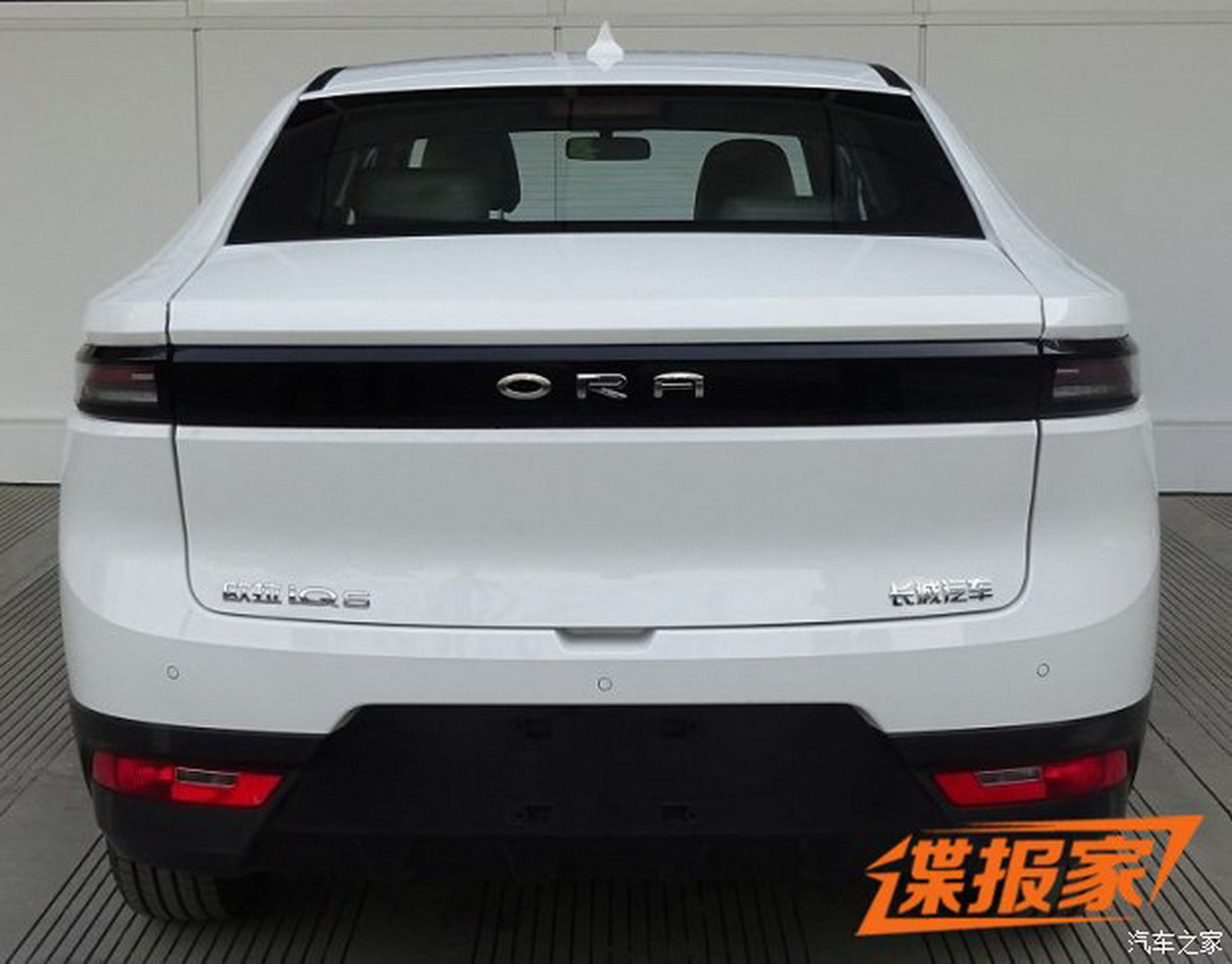great wall starts a new ev brand in china called ora carscoops. Black Bedroom Furniture Sets. Home Design Ideas
