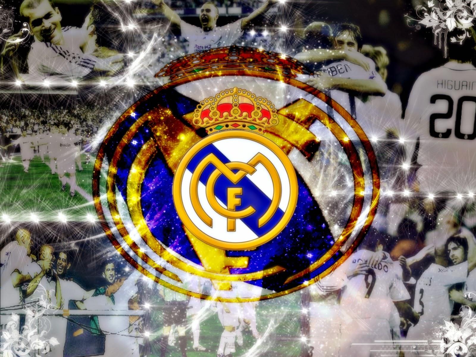 Real Madrid Imágenes Tarjetas O Invitaciones Para Imprimir