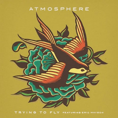 Atmosphere feat. Eric Mayson - Trying To Fly (Single) [2016]
