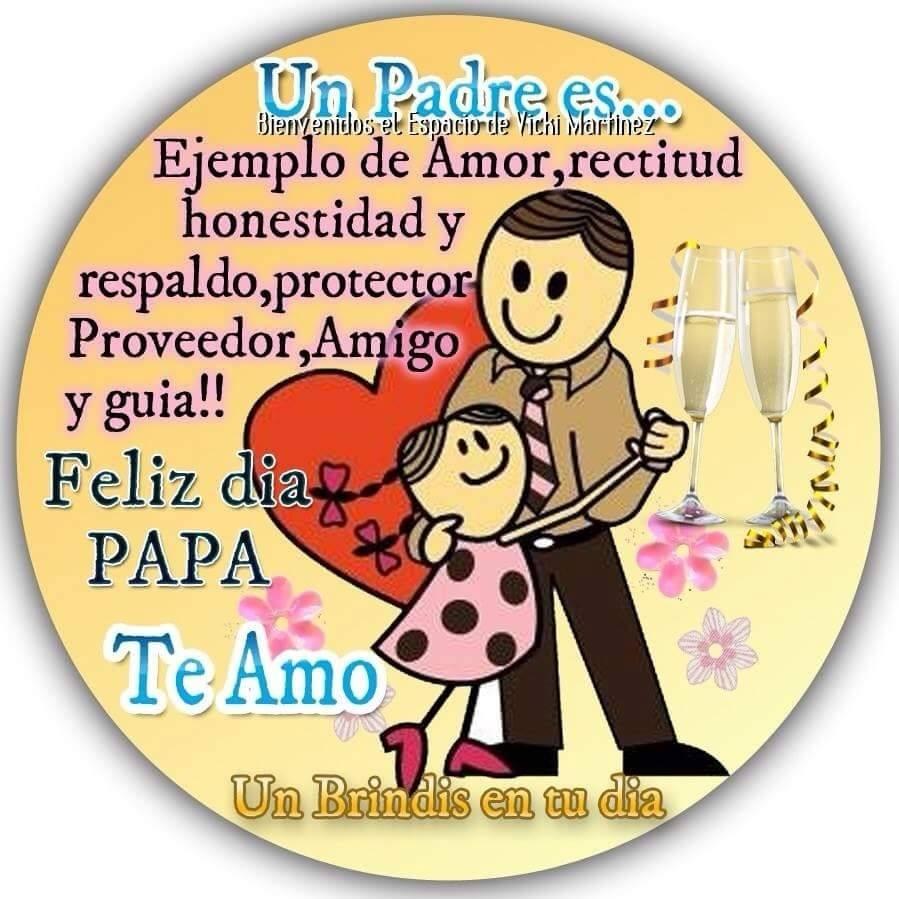 Feliz Dia Del Padre Celebrado En Junio Frases Graciosas Facebook