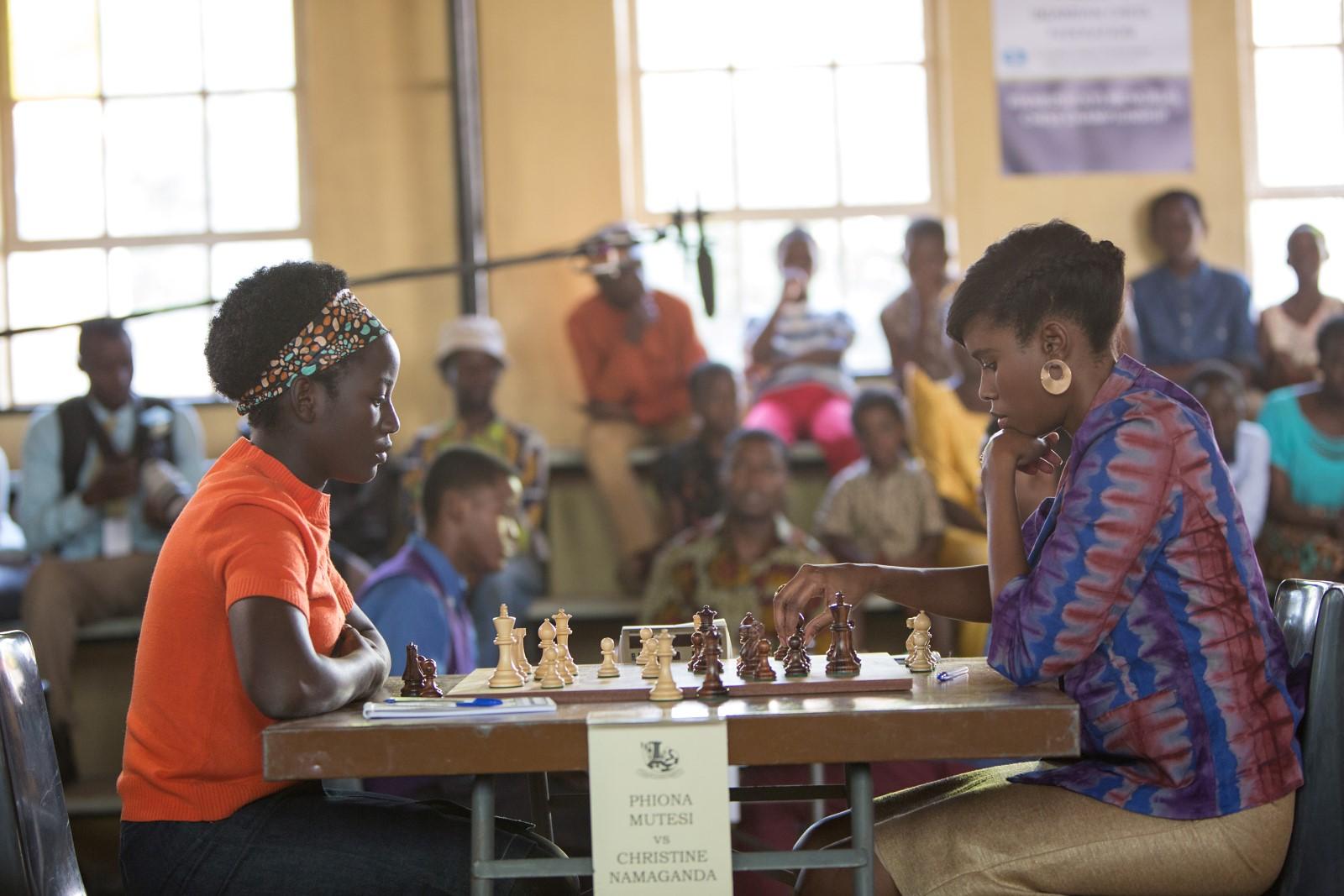 Crítica de Reina de Katwe