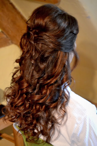 fordham hair design . wedding