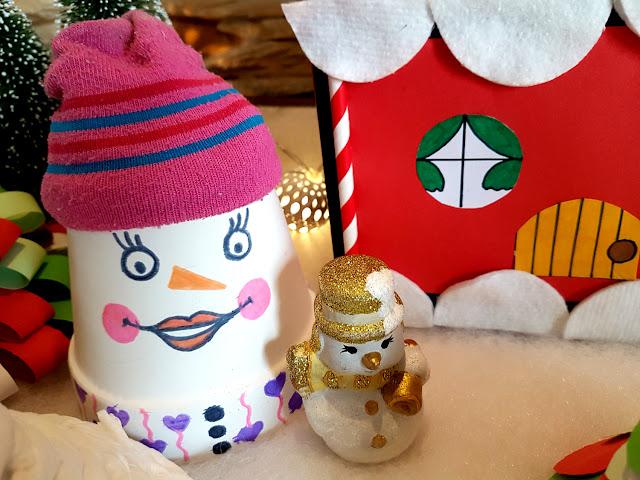 Mikołajki - Boże Narodzenie - święta - świąteczne ozdoby - dekoracje DIY - pracownia elfów - fabryka prezentów - miasteczko Świętego Mikołaja - list do Mikołaja do druku