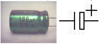 Pengertian Kapasitor / Kondensator Dalam Bidang Elektronika