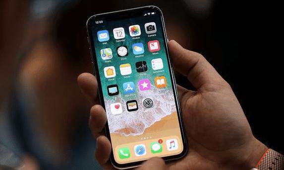 Desain iPhone X