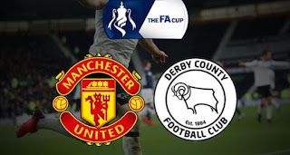 Prediksi Manchester United vs Derby County - Sabtu 6 Januari 2018 FA Cup