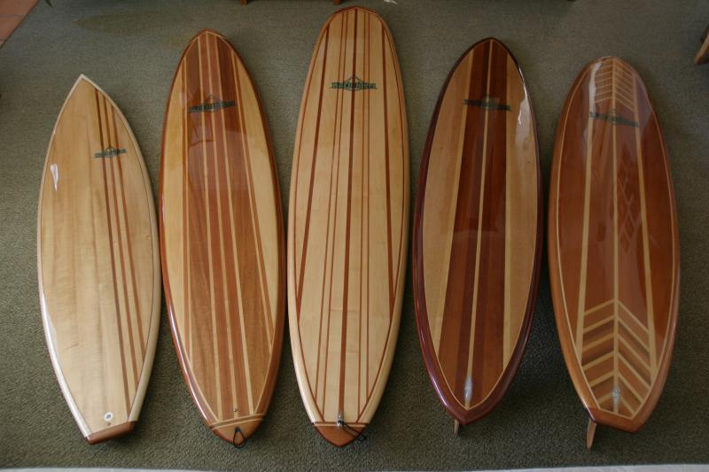 Bench Wood Best Plans For Hollow Wooden Surfboard