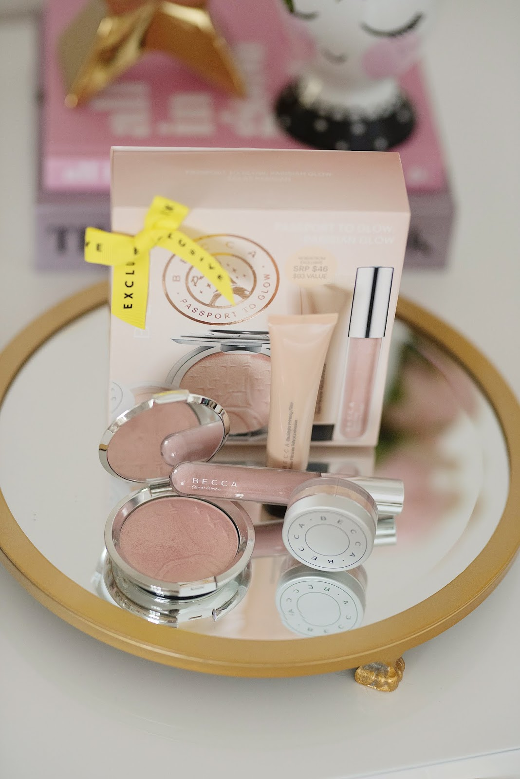 Nordstrom Anniversary Sale 2018 Becca Cosmetics Parisian Glow Set - Something Delightful Blog
