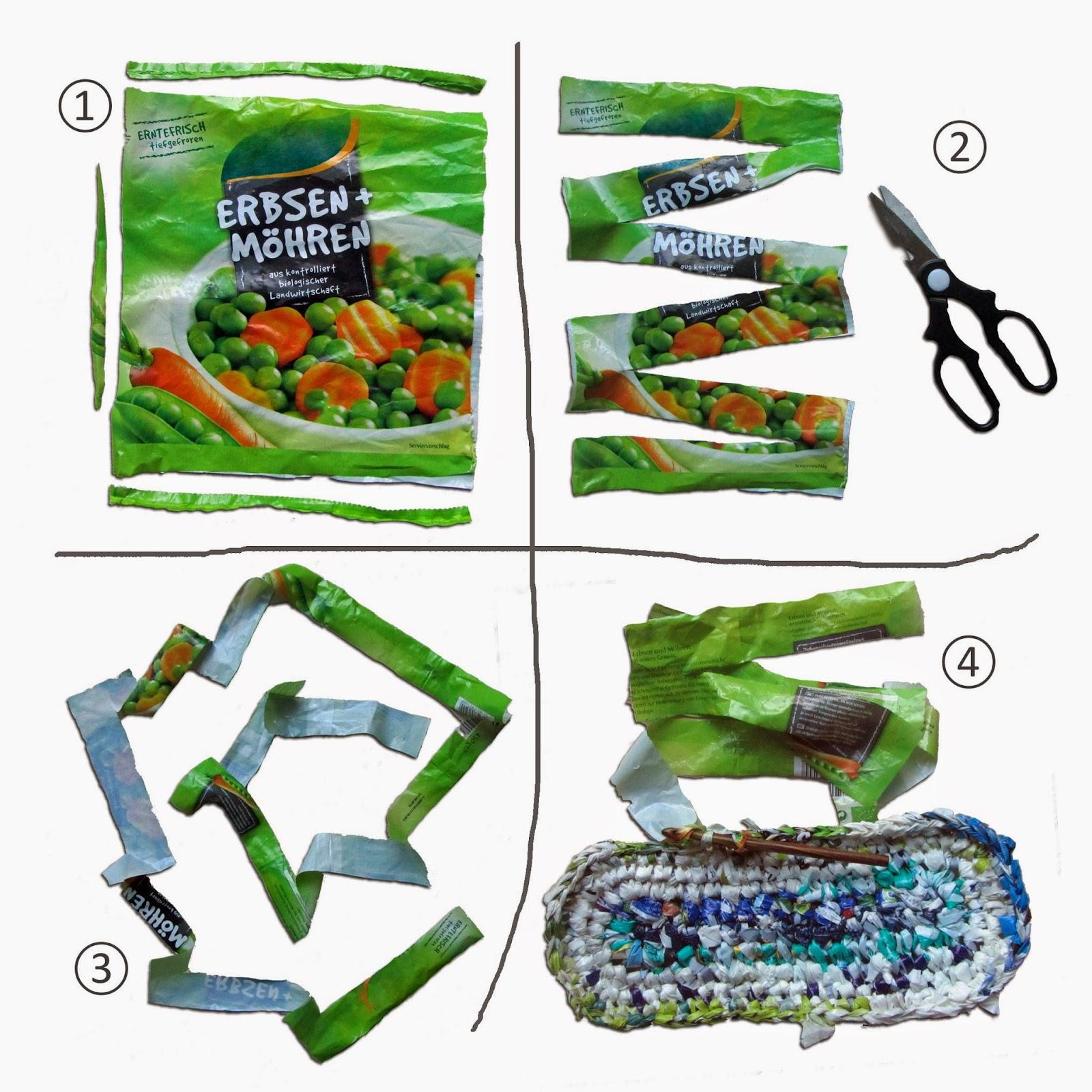 Fräulein Floh Recycling Einmal Anders