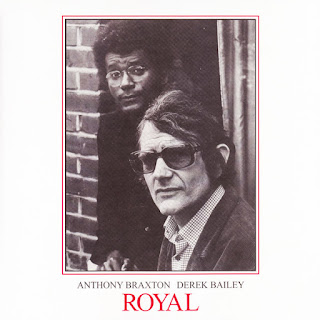 Anthony Braxton, Derek Bailey, Royal Volumes 1 and 2