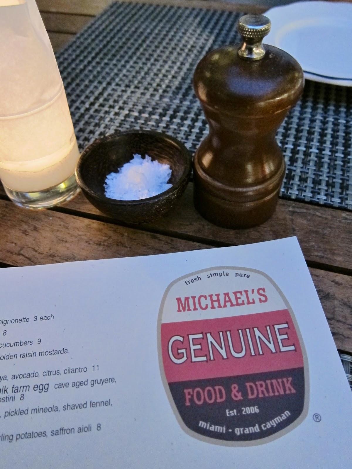Miami Food Reviews