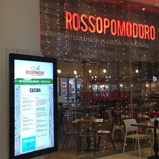 Rossopomodoro Swiss Cottage O2 Centre