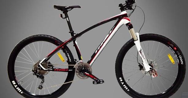 Spesifikasi Dan Harga Sepeda Gunung Thrill Agent XC 10